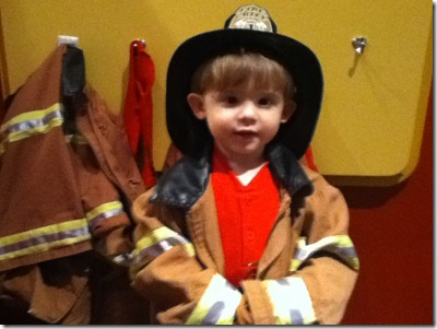 Fire Fighter Jack!
