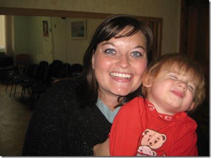 Mama with Jackson